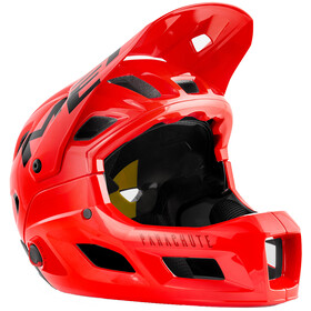 MET Parachute MCR MIPS Casque, red glossy